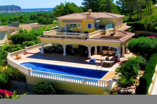 Дома виллы купить в испании у моря